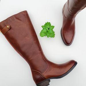 Steve Madden Journal Leather Knee High Boot 7.5W